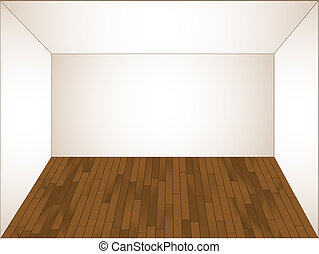 Empty Room - Image of an empty room. Available in both jpeg...