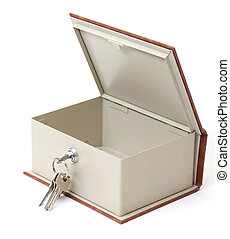 Empty Safe Box