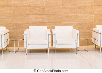 empty sofa interior decoration