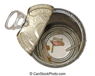 Empty Soup Can