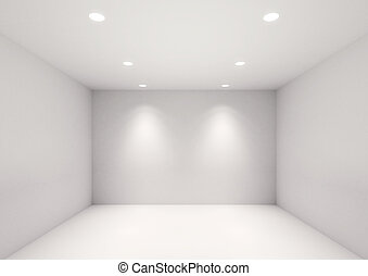 Background empty room. With space for your text and picture.