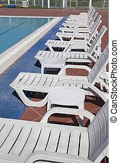 swimming pool - empty swimming pool