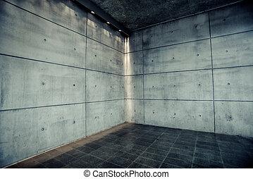 Empty Urban Concrete Background