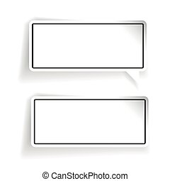 Empty vector label set black