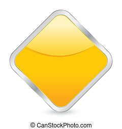 empty yellow square icon