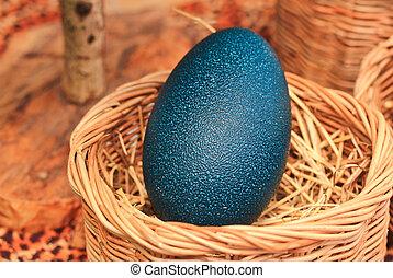 EMU, huevos