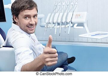 en, el, dentista