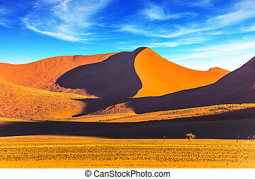 en, el, desierto, namib-naukluft