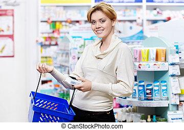 en, el, farmacia