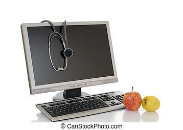 en línea directa, asistencia médica