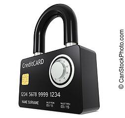 en línea, payment., seguro