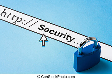 en línea, seguridad