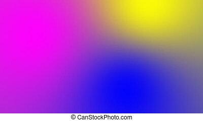 en mouvement, couleurs, animé, pop, arrière-plans, coloré