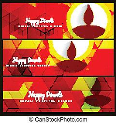 en-têtes, diwali
