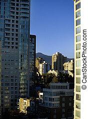 en ville, vancouver-, canada