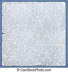 enajenado, plano de fondo, resumen, papel, diseño, carta