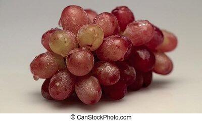 encore, prendre, raisins