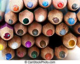 end of crayons