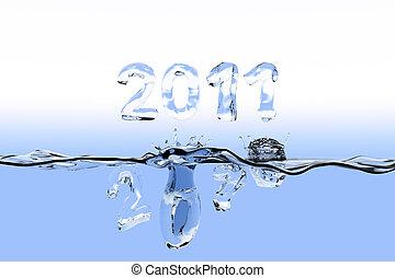 End of year splash 2010