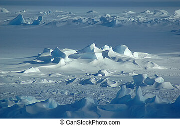 Endless Antarctica