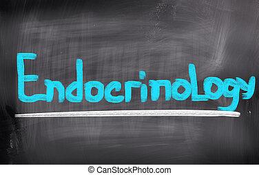 endocrinologia, concetto