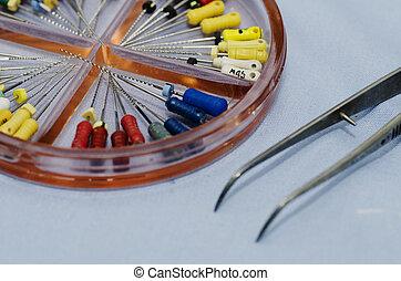 endodontics, instruments