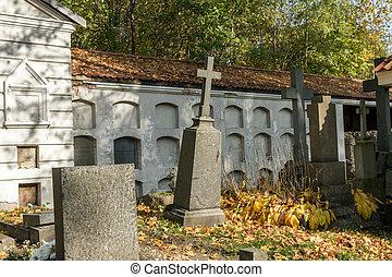 endroit enterrement