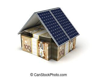 energía, ahorro