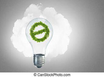 energía alternativa, concepto