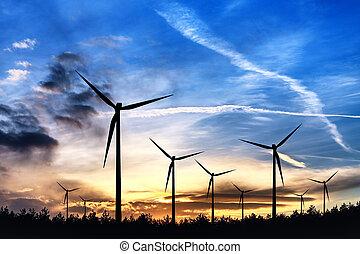 energía alternativa, fuente