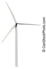 energía eólica, generador