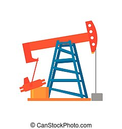 energía, industria de petróleo
