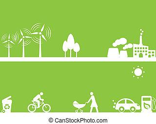 energía limpia, fuentes