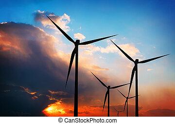 energía, y, el, ambiente