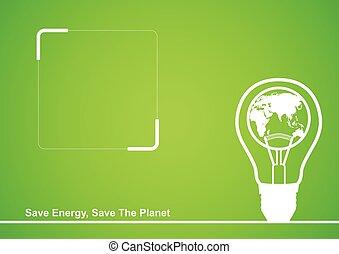 energi, besparing