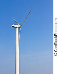 energi, turbin, linda