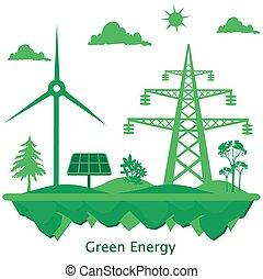 energi, udskiftelig