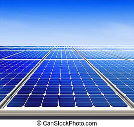 energia alternativa, solar, l