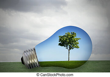 energia, barátságos, environmentally
