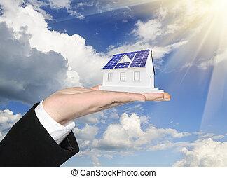 energia, de, a, sol
