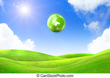 energia, fogalom, zöld