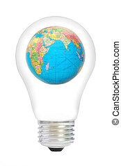 energia, globális