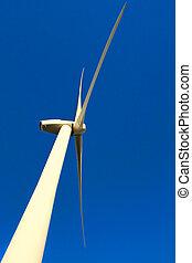 energia, renovável, vento
