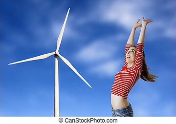 energia, soluções