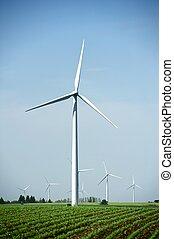 energia, tecnologia, vento