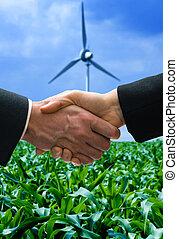 energia, transakcja