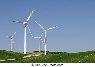 energia, wiatr