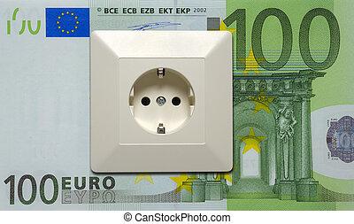 energia, wydatki, elektryczny