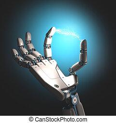 energie, hand