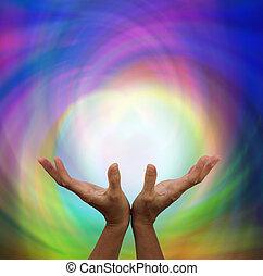 energie, léčení